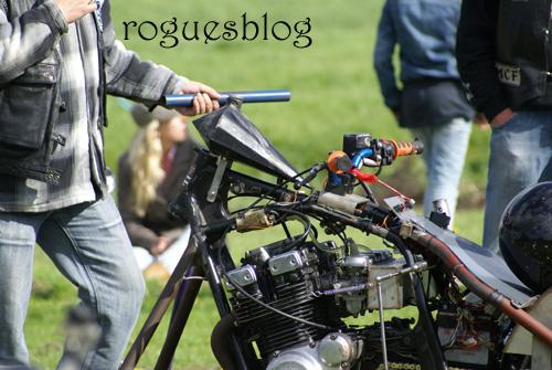 RMC unicycle race 6