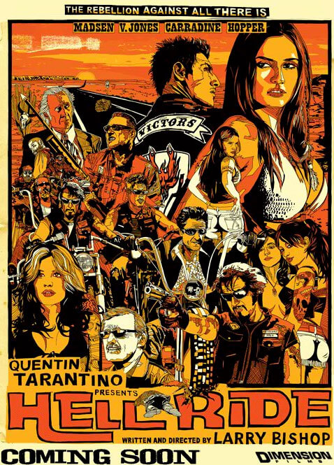 Hell Ride by Quentin Tarantino