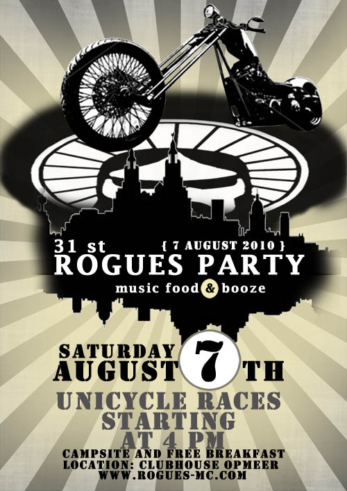 31 st Rogues Party