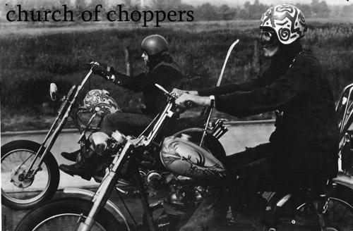 Chopper History