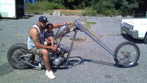 Rogues MC - Longbikes