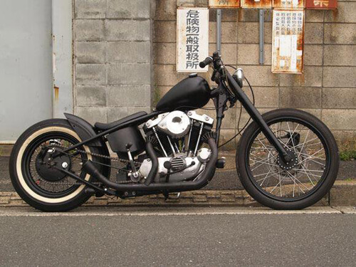 sporty-ironhead-welded-frame