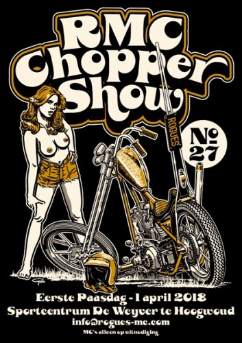 RMC Choppershow 2018